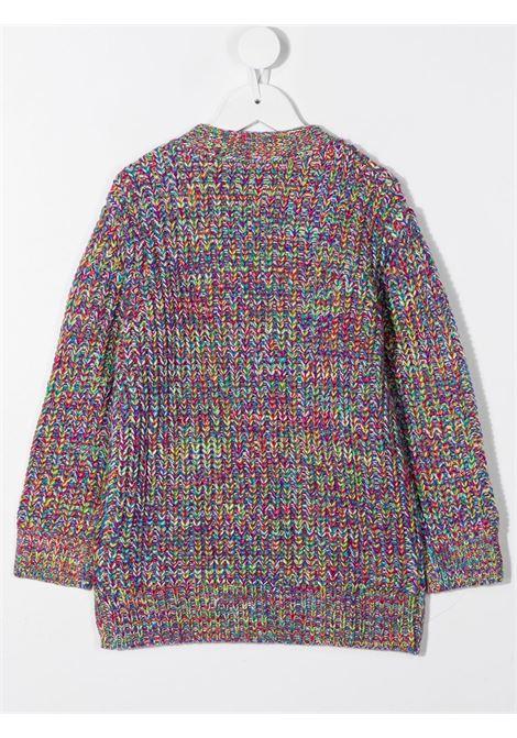 Cardigan multicolore STELLA Mc.CARTNEY | CARDIGAN | 601066SPM088490