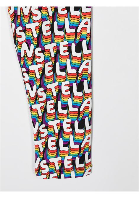 Pantalone multicolore STELLA Mc.CARTNEY | LEGGINGS | 601067SPK03G102