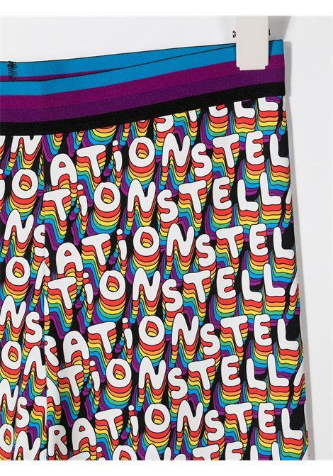 Pantalone multicolore STELLA Mc.CARTNEY | LEGGINGS | 601067TSPK03G102