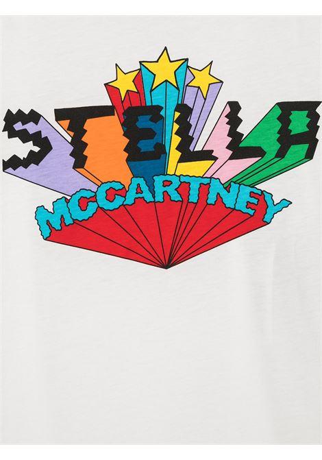 T-shirt bianca STELLA Mc.CARTNEY | T-SHIRT | 601104SPJ039100
