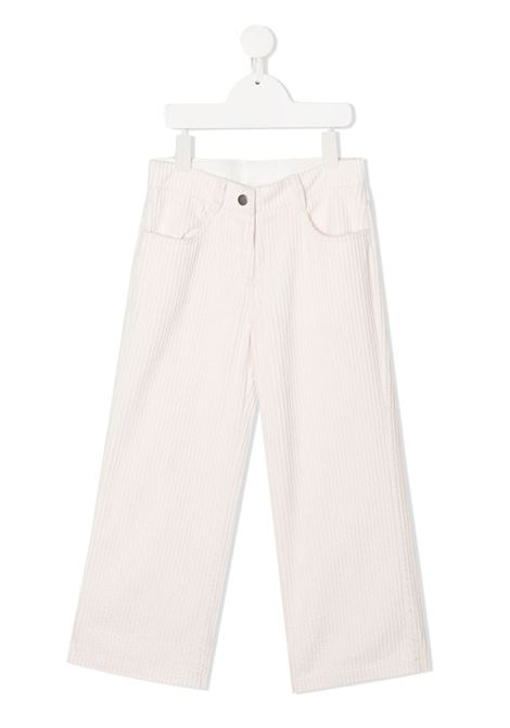 Pantalone crema STELLA Mc.CARTNEY | PANTALONI | 601259SPK109241
