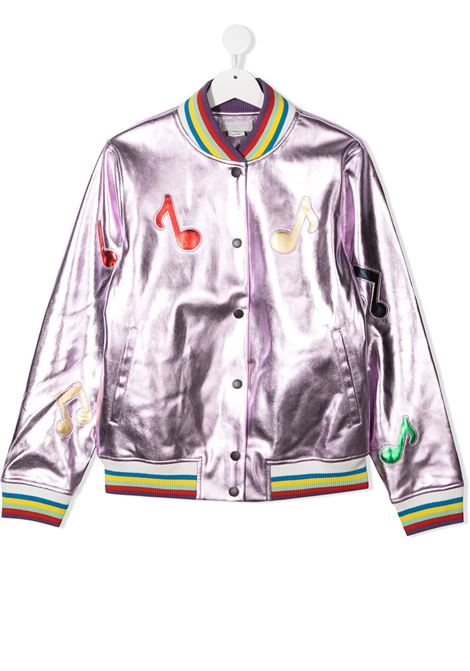 Giacca rosa STELLA Mc.CARTNEY | BOMBER | 601273TSPK435566