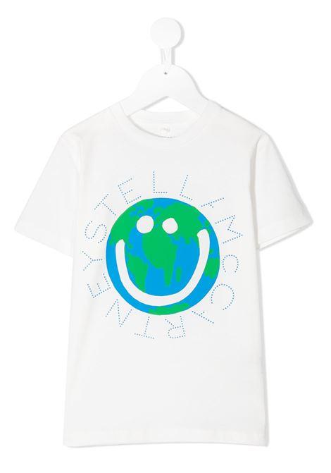 T-shirt bianca STELLA Mc.CARTNEY | T-SHIRT | 601304SPJF19100