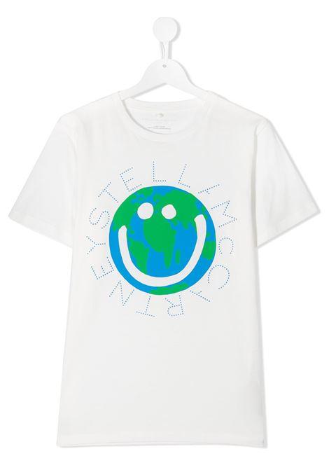 T-shirt bianca STELLA Mc.CARTNEY | T-SHIRT | 601304TSPJF19100