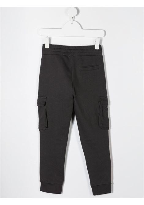 Pantalone grigio scuro/arancio STELLA Mc.CARTNEY | PANTALONI | 601324SPJ921230