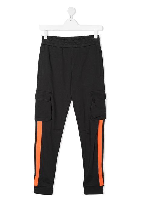 Pantalone grigio scuro/arancio STELLA Mc.CARTNEY | PANTALONI | 601324TSPJ921230