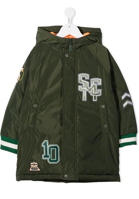 Cappotto verde STELLA Mc.CARTNEY | GIUBBOTTI | 601427SPKB73251