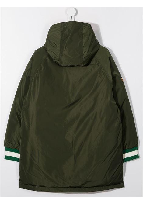 Cappotto verde STELLA Mc.CARTNEY | GIUBBOTTI | 601427TSPKB73251
