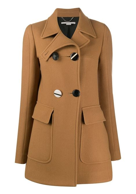 Cappotto marrone STELLA Mc.CARTNEY | CAPPOTTI | 601610SJB302340