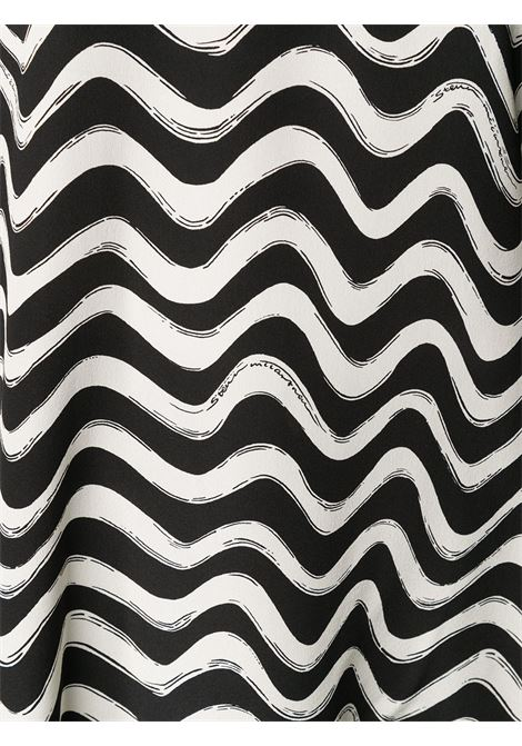 Maglia nera/bianca STELLA Mc.CARTNEY | TOP | 601683SPA121098