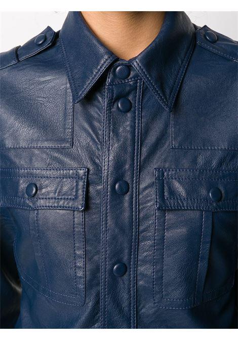 Camicia blu STELLA Mc.CARTNEY | CAMICIE | 601898SKB204000
