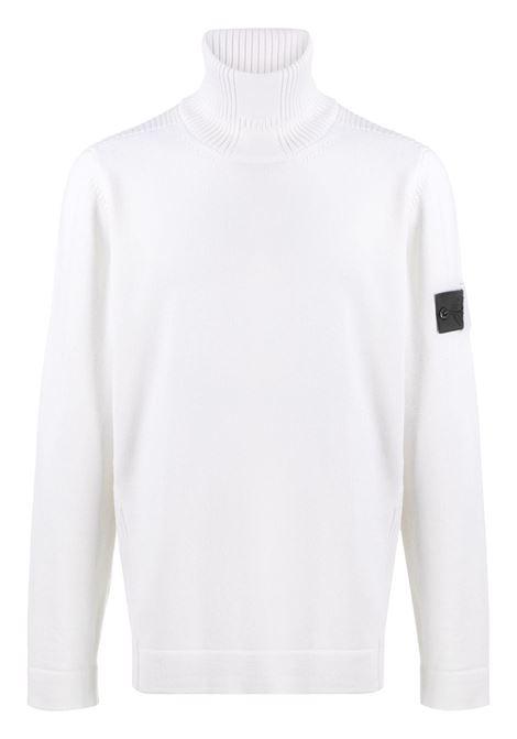 Maglione bianco STONE ISLAND SHADOW | MAGLIONE | 7319510A5V0099