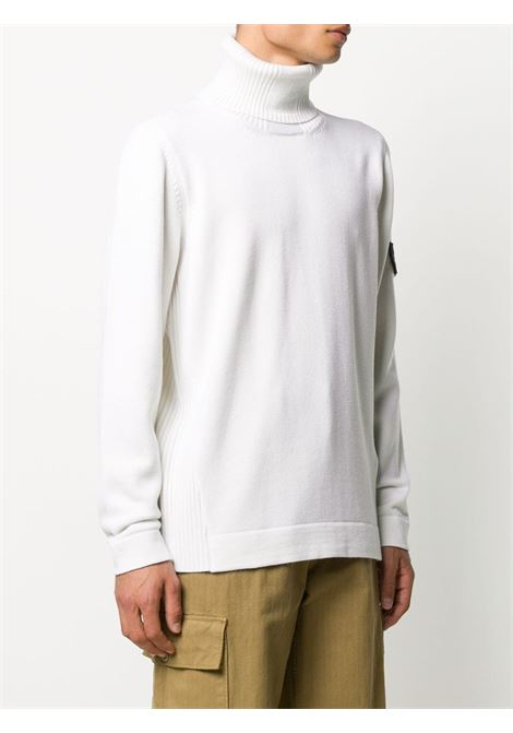 White jumper STONE ISLAND SHADOW | SWEATER | 7319510A5V0099