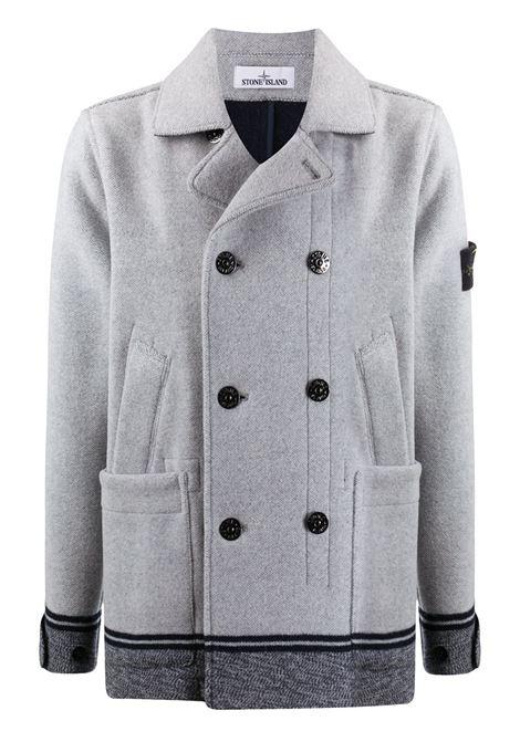 Cappotto grigio STONE ISLAND | CAPPOTTI | MO731541852V0035