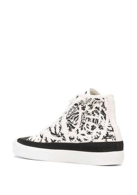 Black/white sneakers STONE ISLAND |  | MO7315S0266V0029