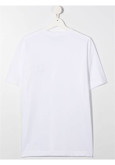 T-shirt bianca STONE ISLAND | T-SHIRT | MO731620147TV0001