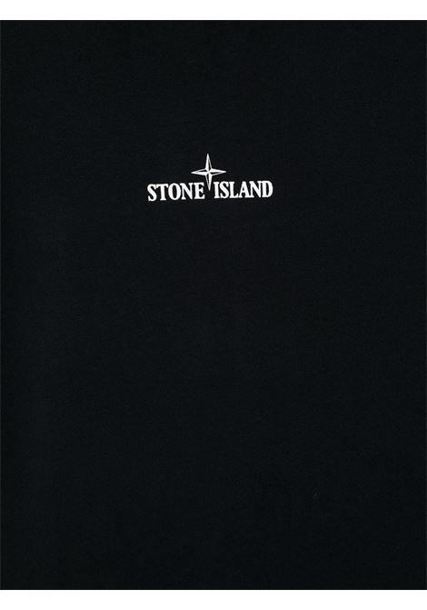 T-shirt blu scuro STONE ISLAND | T-SHIRT | MO731621054V0020