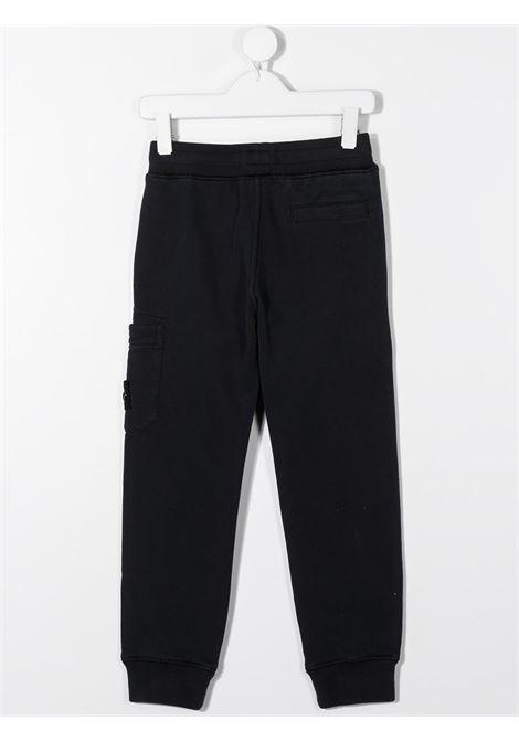 Pantalone blu STONE ISLAND   PANTALONI   MO731661540V0020