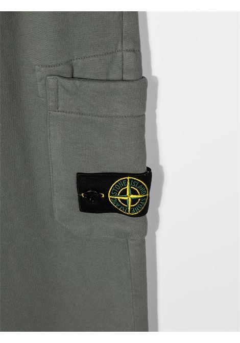 Pantalone verde fango STONE ISLAND   PANTALONI   MO731661540V0068