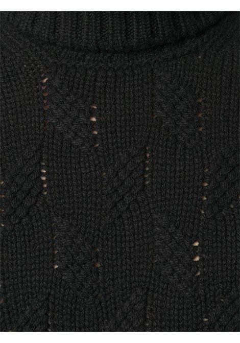 Maglione nero TAGLIATORE 0205 | MAGLIONE | RICO509GSI2020099