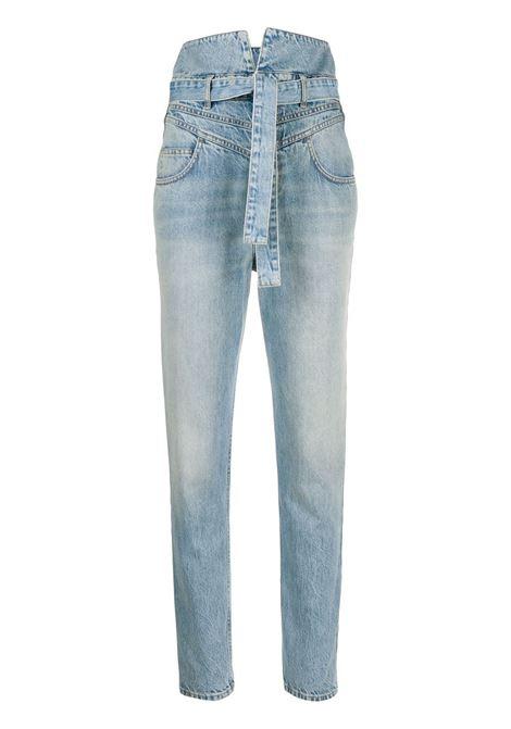 Blu jeans THE ATTICO | PANTALONI | 202WCP13D005045