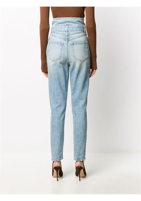 Blu jeans THE ATTICO | JEANS | 202WCP13D005045