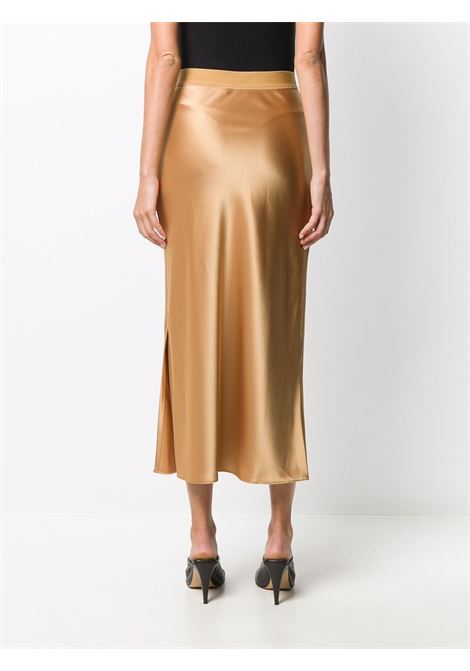 Bronze-gold skirt THEORY |  | I0709305Q87