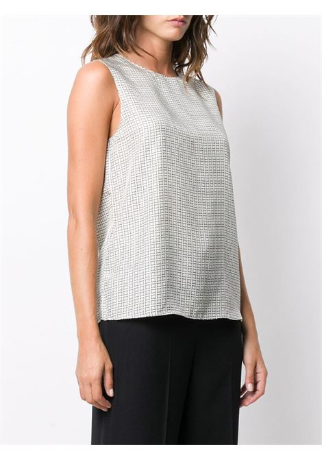 Gray tank top THEORY |  | K0502507CHK