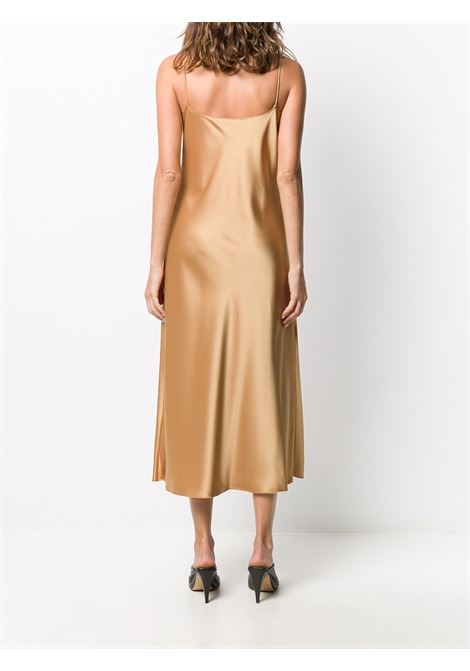 Bronze-gold dress THEORY |  | K0609606Q87