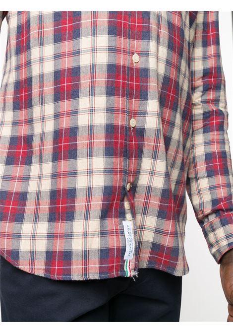 Camicia a quadri TINTORIA MATTEI | CAMICIE | RHYNJWQL1