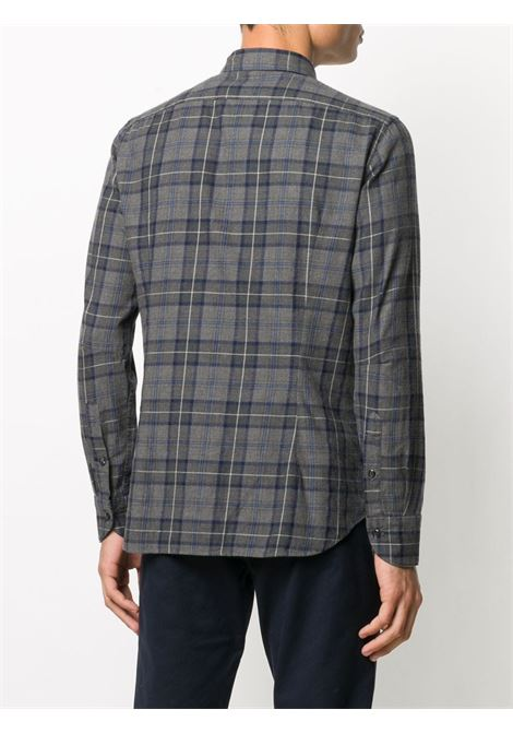 Camicia grigia TINTORIA MATTEI | CAMICIE | RHYNJWQX1