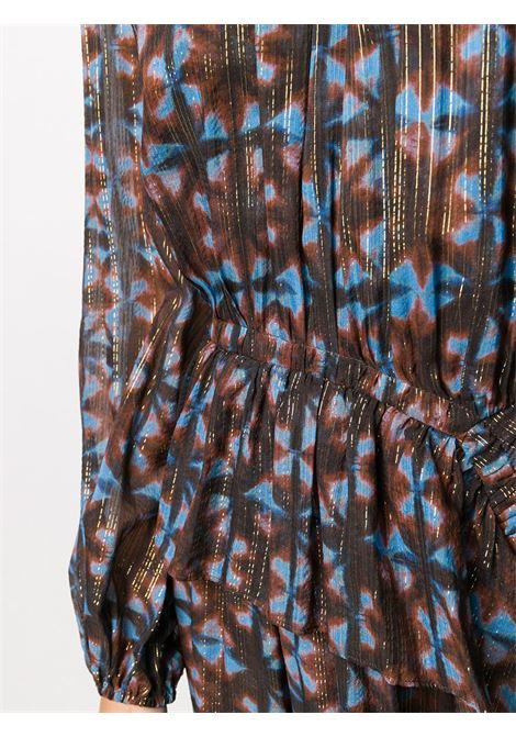 Abito marrone ULLA JOHNSON | ABITI | FA200121TWLPR