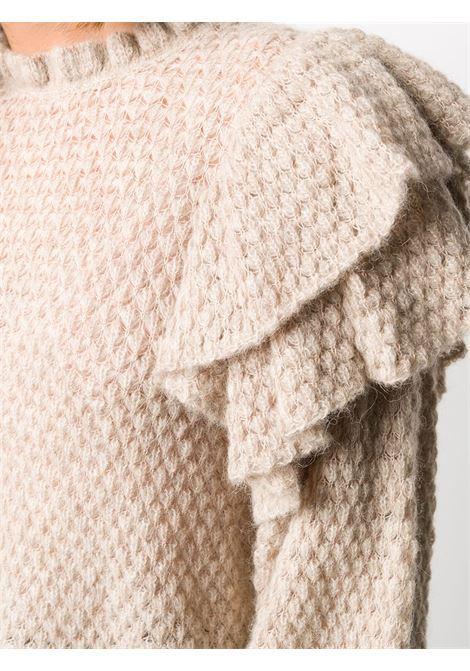 Maglione beige ULLA JOHNSON | MAGLIONE | FA200729OAT