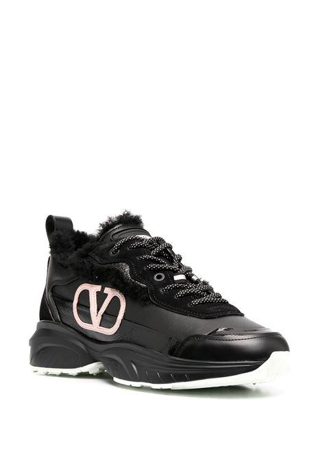 Black sneakers VALENTINO GARAVANI |  | UW2S0AB1XZX44A