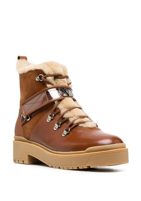 Brown booties VALENTINO GARAVANI |  | UW2S0Y97KVN68N