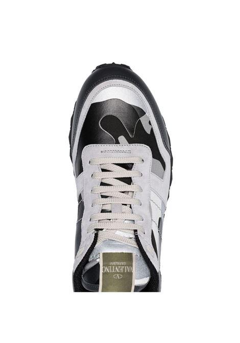 Scarpa nera/bianco VALENTINO GARAVANI | SNEAKERS | UY2S0723XVUIJ7