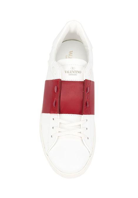 White sneakers VALENTINO GARAVANI |  | UY2S0830BLU349