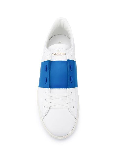Scarpa bianca VALENTINO GARAVANI | SNEAKERS | UY2S0830BLU46P