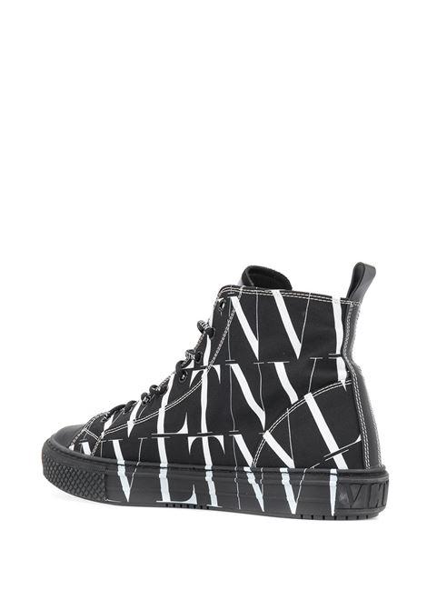 Black sneakers VALENTINO GARAVANI |  | UY2S0D51JKY0NI
