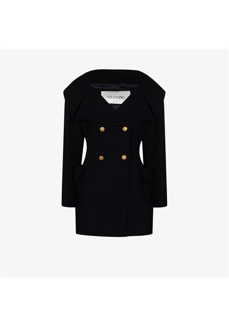 Blue coat VALENTINO PAP |  | UB0CJ1N04G8598