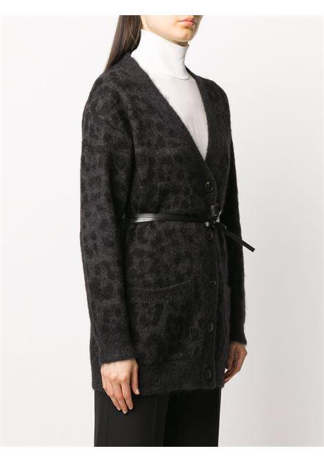 Grey cardigan VALENTINO PAP |  | UB0KA01L600L80