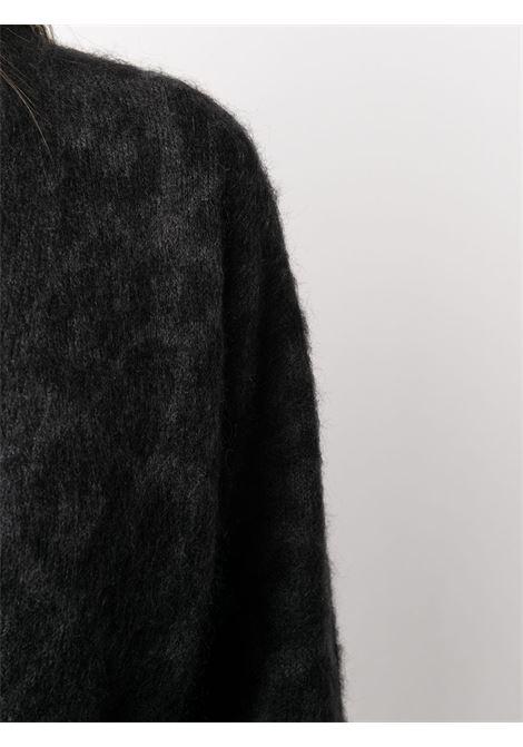 Cardigan grigio VALENTINO PAP | CARDIGAN | UB0KA01L600L80