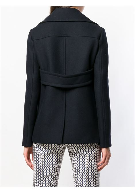 Embroidered peacoat VALENTINO PAP |  | UB3CJ0U54G8598