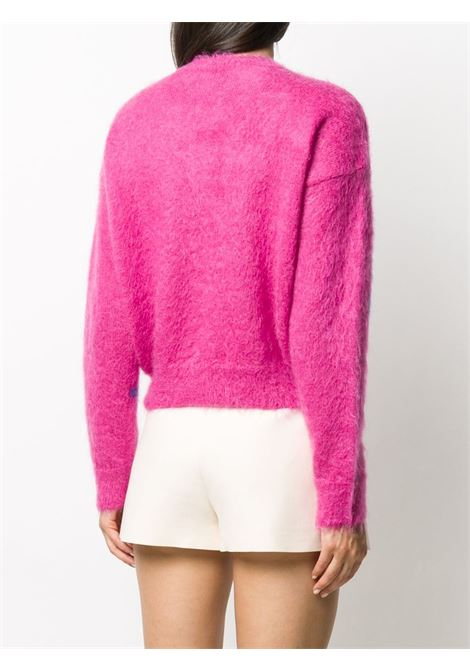 Pink jumper VALENTINO PAP | SWEATER | UB3KC05E5SQ62V