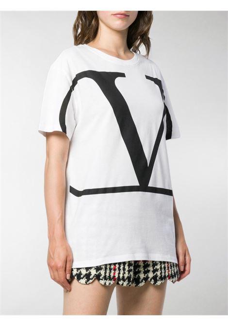 White t-shirt VALENTINO PAP |  | UB3MG01Z4Q6A01