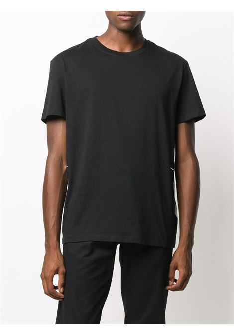 T-shirt nera VALENTINO PAP | T-SHIRT | UB3MG07V5U00NI