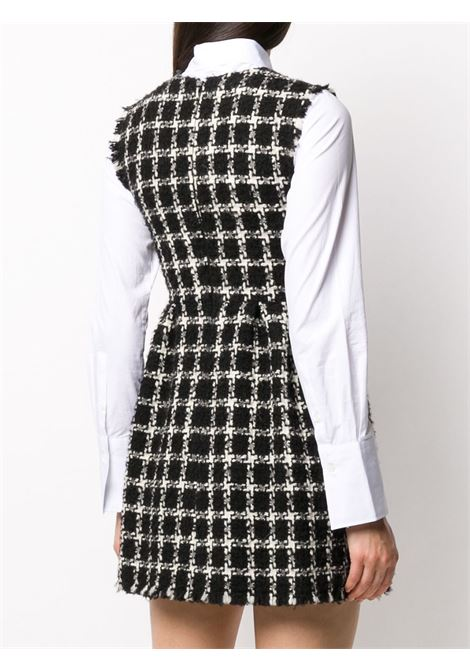 Black/white dress VALENTINO PAP |  | UB3VASY55LC0NA