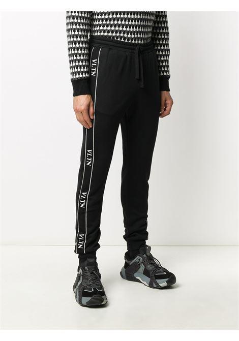 Black trousers VALENTINO |  | UV3MD02J6LP0NO