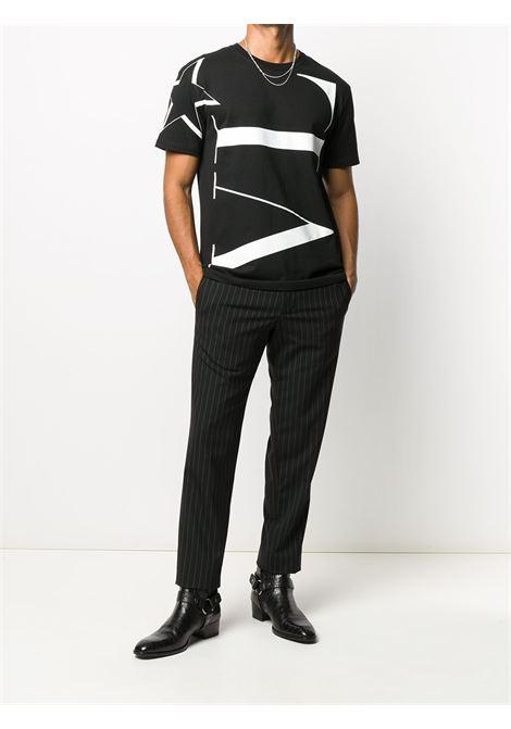 Black t-shirt VALENTINO |  | UV3MG04W6LV0NI