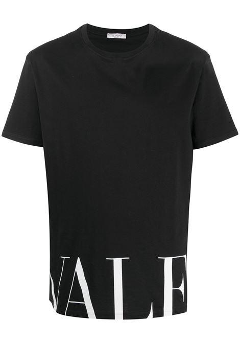 Black t-shirt VALENTINO |  | UV3MG07D6M30NI